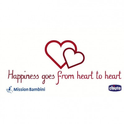 Happiness goes from heart to heart 2015
