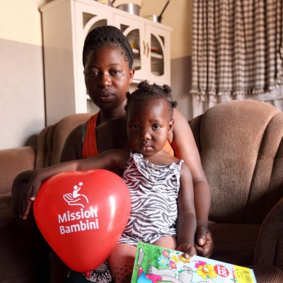 Reward GivetheBeat Zambia for Mission Bambini Foundation