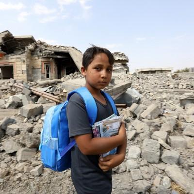 Iraq, for Coopi