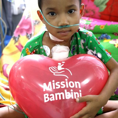 Myanmar, for Mission Bambini Foundation