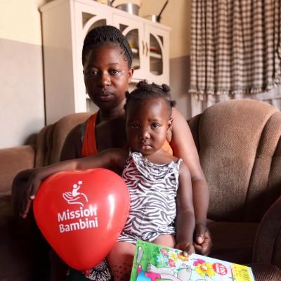Reward GivetheBeat Zambia for Mission Bambini Foundation